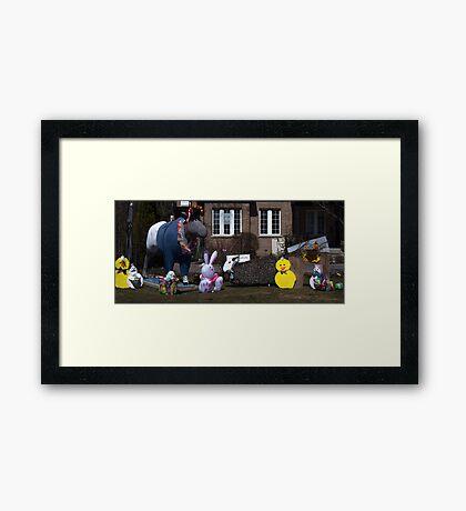 Easter..... Framed Print