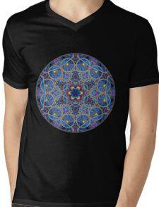 Infinite Refraction Mens V-Neck T-Shirt