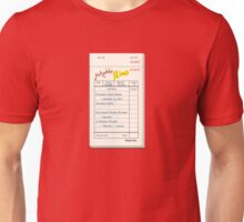 Date with Mrs. Wallace Unisex T-Shirt
