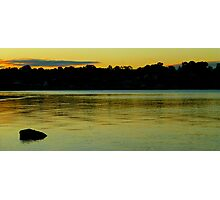 Serenity off the Point Photographic Print