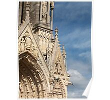 Reims Cathedral III Poster