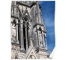 Reims Cathedral IV Poster