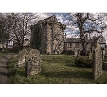 Corbridge Vicar's Pele Photographic Print