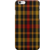 01496 Torana Fashion Tartan Fabric Print Iphone Case iPhone Case/Skin