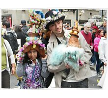 Easter Day Parade, New York City, March 31,2013  Poster