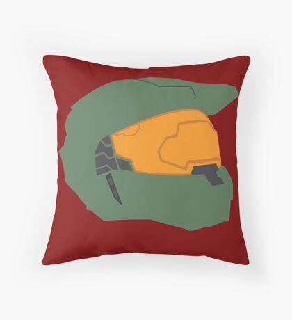 Master of Halos Throw Pillow