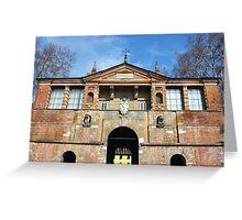 Lucca Porta San Pietro Greeting Card