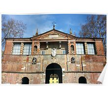 Lucca Porta San Pietro Poster