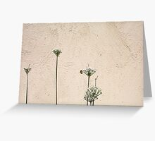 Bee - Four - 31 03 13 Greeting Card