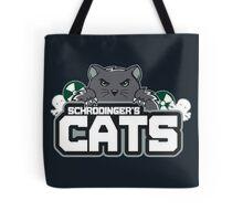 Schrodinger's Cats Tote Bag
