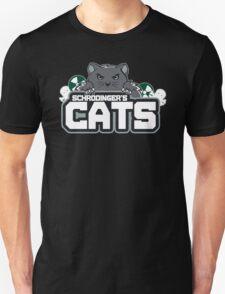 Schrodinger's Cats Unisex T-Shirt