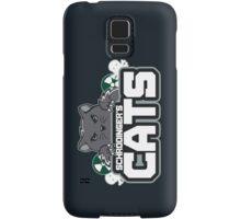 Schrodinger's Cats Samsung Galaxy Case/Skin