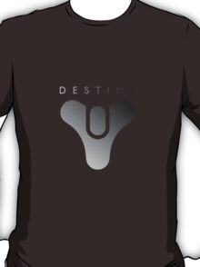 Destiny Faded with Words T-Shirt