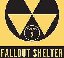 Fallout Shelter by sundayedition