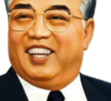 Kim Il Sung Sticker