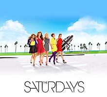 "The Saturdays - ""Chasing The Saturdays"" by Britnasty"