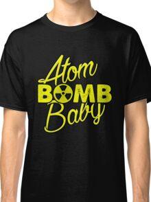 Atom BOMB Baby Classic T-Shirt
