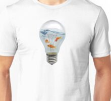 ideas and goldfish Unisex T-Shirt