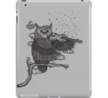 MUSIC OF THE NIGHT iPad Case/Skin