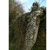 Howard Hill Statue Photographic Print