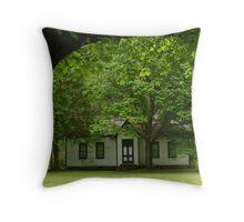 Elkhorn, WV Throw Pillow