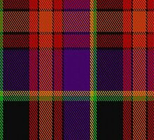 01503 Tribal Tartan Fabric Print Iphone Case by Detnecs2013