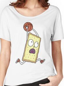 Rick & Morty - Dunking Poptart Women's Relaxed Fit T-Shirt