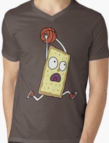 Rick & Morty - Dunking Poptart Mens V-Neck T-Shirt