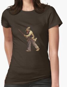 Le Patriote - The Patriot - Tshirt - Henri Julien Womens Fitted T-Shirt