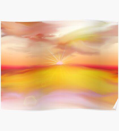 Tut57#6: Signum Sunset Aloft  (G1200) Poster