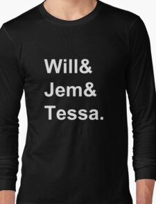 The Infernal Devices Long Sleeve T-Shirt