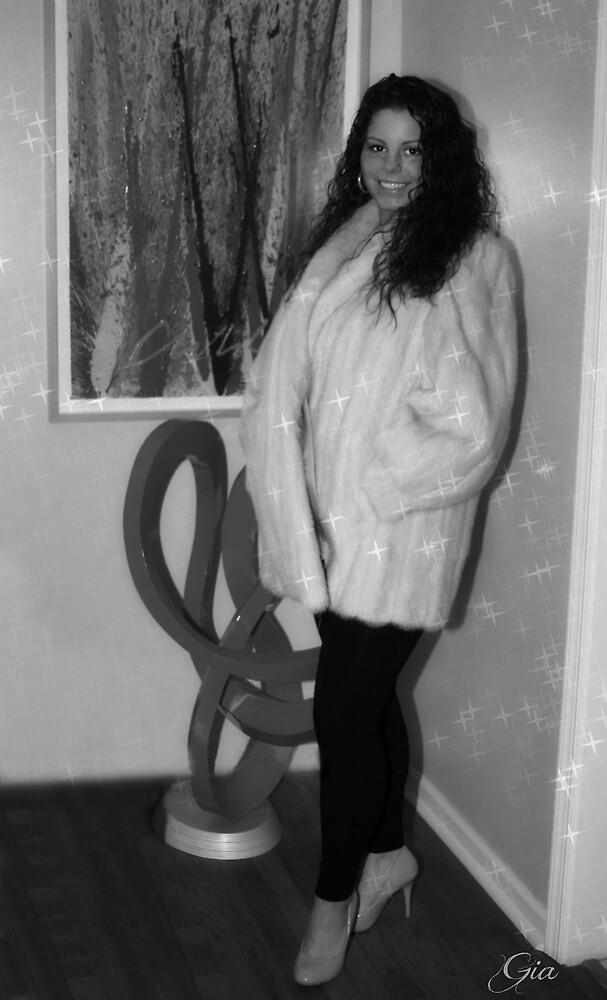 """ Rachael"" ~ At The Art Gallery "" by Gail Jones"