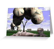 Genealogy of Earth  Greeting Card