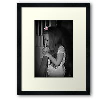 """ Stair Climb "" Framed Print"