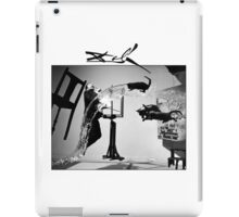 Dali Tshirt - Dali Atomicus T-Shirt by Philippe Halsman  iPad Case/Skin