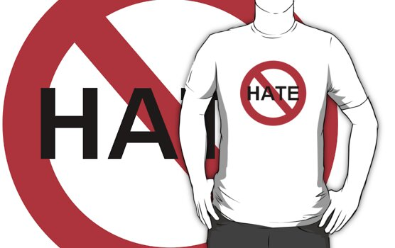 NO HATE by QuietRebel