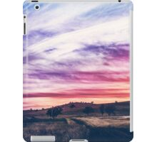 Autumn Morning Magic iPad Case/Skin