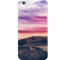 Autumn Morning Magic iPhone Case/Skin