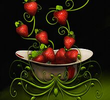 Strawberry Fancy by Katy Breen