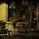 Old Curiosity Shop Paris by Louise Fahy