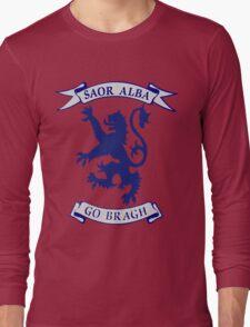 Saor Alba Free Scotland Forever T Shirt Long Sleeve T-Shirt