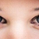 Blue Eyes by Ruben D. Mascaro