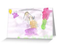 'Easter' by Mia  Greeting Card