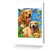 Labrador DOG Greeting Card