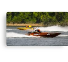 Havoc 400 2013 Canvas Print