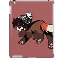 red tail iPad Case/Skin