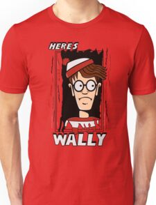 Here's Wally T-Shirt