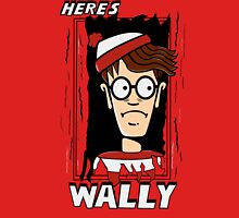 Here's Wally Unisex T-Shirt