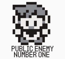 Public Enemy Number One by Edward Allen