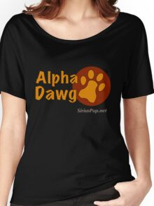 Alpha Dawg Women's Relaxed Fit T-Shirt